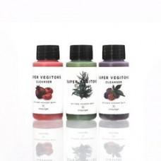 Детокс очищение для упругости кожи Chosungah By Vibes Wonder Bath Super Vegitoks Cleanser Purple 30 мл