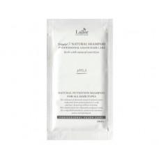 Бессульфатный органический шампунь с эфирными маслами Lador Triplex Natural Shampoo (пробник 10 мл)