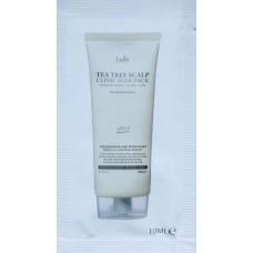 Маска-пилинг для кожи головы с чайным деревом Lador Tea Tree Scalp Hair Pack (пробник 10 мл)