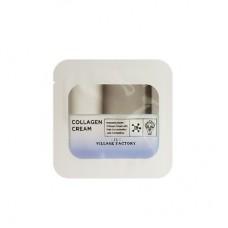 Увлажняющего крема для лица с коллагеном VILLAGE 11 FACTORY Collagen Cream Sample (пробник)