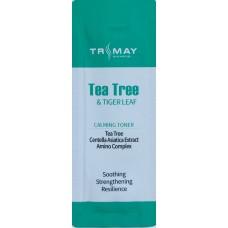 Увлажняющий тонер для лица Trimay Tea Tree Tiger Leaf Calming Toner (пробник)