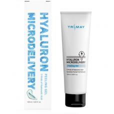 Trimay Пилинг-скатка с гиалуроновой кислотой Hyaluron Microdelivery Peeling Gel