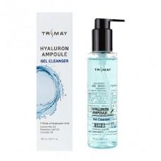 Trimay Очищающий гель с гиалуроновой кислотой Hyaluron Ampoule Gel Cleanser