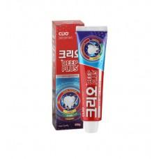 Универсальная зубная паста для всей семьи Clio Deep Plus Toothpaste 140 гр