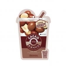 Маска для лица Какао Mediheal Vita Cacao Mask 20 мл