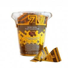 Сахарный скраб для глубокого очищения кожи MAY ISLAND 7 Days Secret Royal Black Sugar Scrub