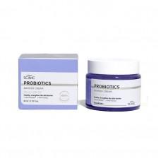 Восстанавливающий крем с пробиотиками Scinic Multibiome™ Probiotics Barrier