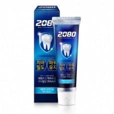 Защитная паста со вкусом мяты Dental Clinic 2080 Power Shield Blue Double Mint