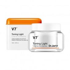 Витаминный крем V7 toning light Dr.Jart+