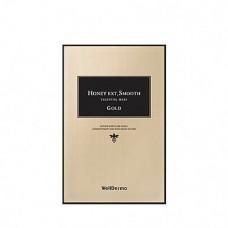 Питательная тканевая маска с золотом и мёдом WellDerma Honey Ext Smooth Essential Mask