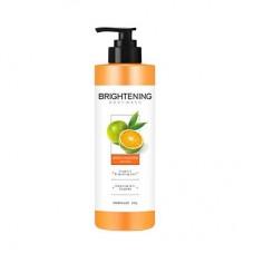 "Shower Mate Green Tangerine Brightening Care Body Wash Гель для душа ""ЗАРЯД ЭНЕРГИИ"" 500"
