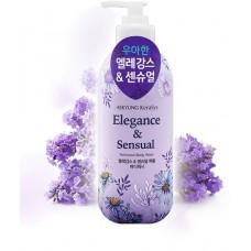 Парфюмированный гель для душа Элеганс Kerasys Elegance & Sensual Perfumed Body Wash 500 мл