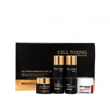 Мини-набор из серии со стволовыми клетками для обновления и восстановления кожи Medi Peel Cell Toxing Dermajours Trial Kit