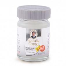 Белый бальзам с маслом грушанки 50 гр