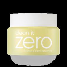 Питательный бальзам для очищения и снятия макияжа BANILA CO Clean It Zero Cleansing Balm Nourishing