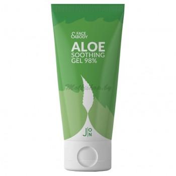 Универсальный гель для лица и тела с алоэ J:ON Face & Body Aloe Soothing Gel 98%