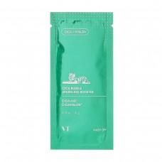 Успокаивающая пузырьковая маска с центеллой VT Cosmetics Cica Bubble Sparkling Booster