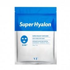 Набор тканевых масок с 8 видами гиалуроновой кислоты VT Super Hyalon 7 Days Mask