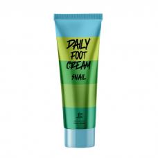 Ежедневный крем для ног с муцином улитки J:ON Snail Daily Foot Cream