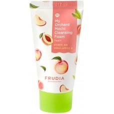 Frudia My Orchard Peach Mochi Cleansing Foam – успокаивающая пенка с персиком (мини)