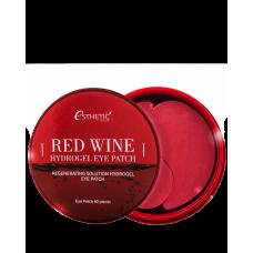 Гидрогелевые патчи для кожи вокруг глаз с экстрактом красного вина ESTHETIC HOUSE Red Wine Hydrogel Eye Patch