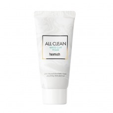 Глиняная пенка для глубокого очищения пор Heimish All Clean White Clay Foam mini