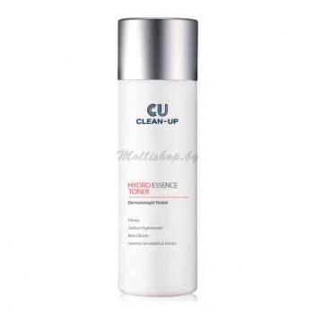 Увлажняющий тонер-эссенция с витамином U CU Skin Clean-Up Hydro Essence Toner