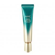 Омолаживающий крем для век с 9 видами коллагена AHC Youth Lasting Real Eye Cream