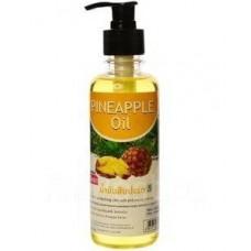 Массажное масло для тела и волос Ананаса Banna, 250 мл