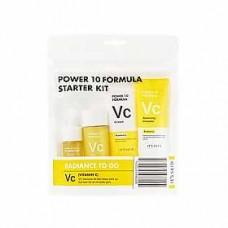 Уходовый набор миниатюр для лица с витамином С It's Skin Power 10 Formula VC Starter Kit