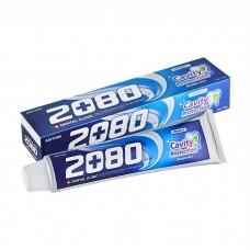 Зубная паста Натуральная Мята 120 г KERASYS Dental Clinic 2080 Cavity Protection Tooth Paste 120g
