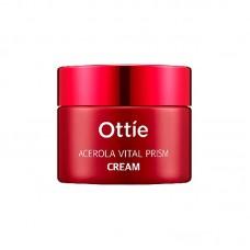 Витаминный крем с ацеролой Ottie Acerola Vital Prism Cream