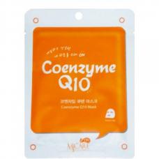 Маска тканевая MIJIN Care Mask Sheet - с коэнзимом Q10